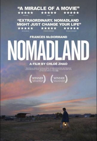 The 2020 film, Nomadland.