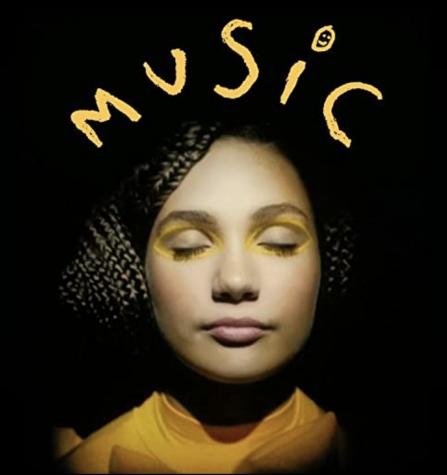 """Maddie Ziegler in """"Music."""""""