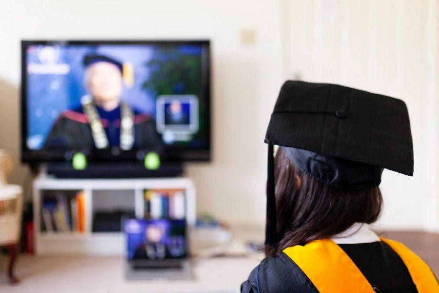 Graduation online-- class of 2020.