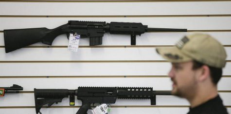 The popularity of semiautomatic rifles increases the risk that mass shootings result in multiple deaths. AP Photo/Jae C. Hong