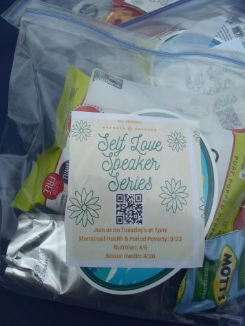 Self Love Speaker series highlights issue of period poverty and menstrual health