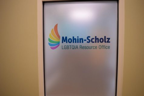 The Mohnin-Sholz LGBTQ office.
