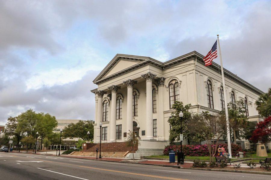 Wilmington's City Hall.  Lauren Wessell