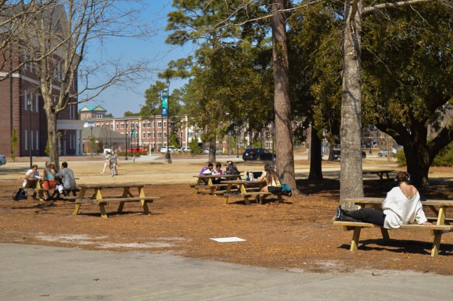 OPINION: UNCW must implement wellness days