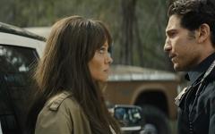 Angelina Jolie and Jon Bernthal in