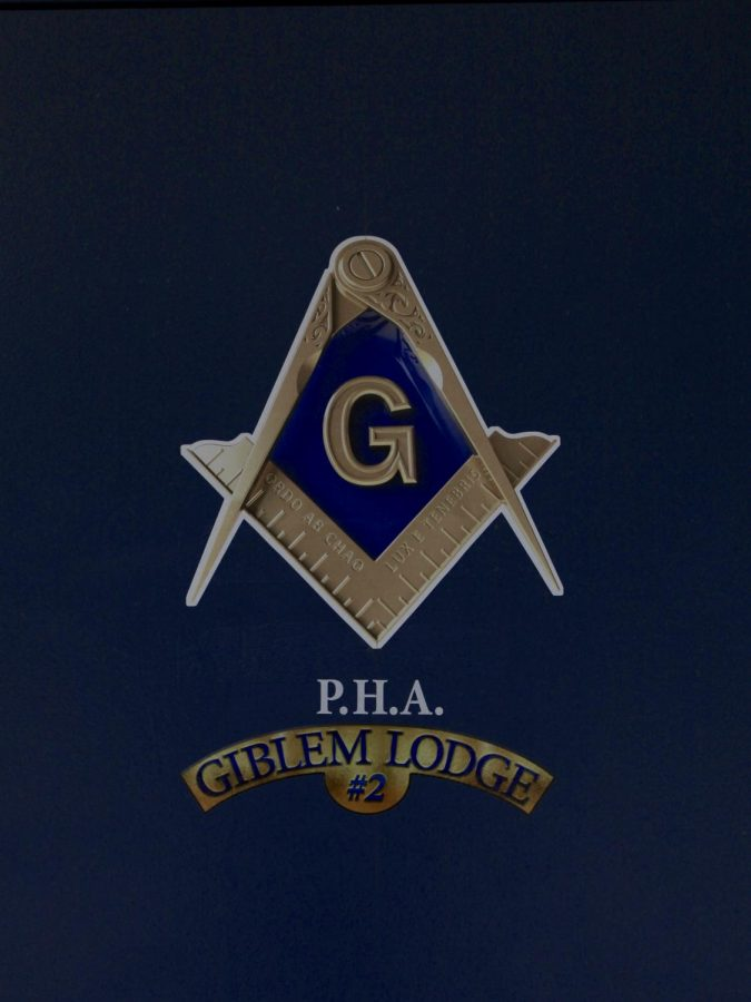 The Giblem Lodge logo.