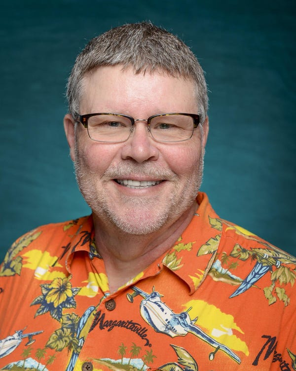 Dan Johnson is a professor in the School of Health and Applied Human Sciences.
