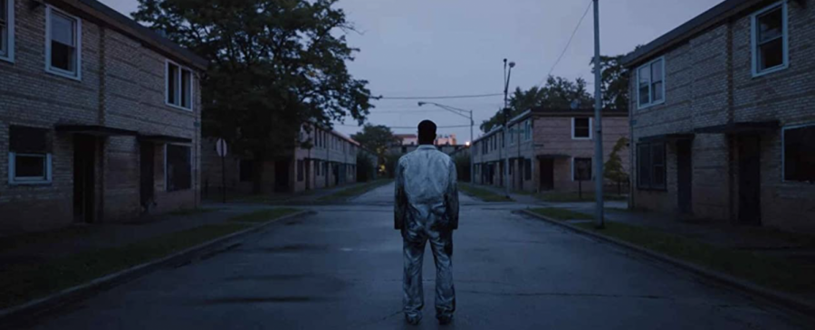 """Yahya Abdul-Mateen II in """"Candyman"""" (2021)."""