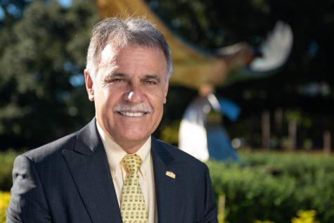 Chancellor Sartarelli recently announced his plan to retire.