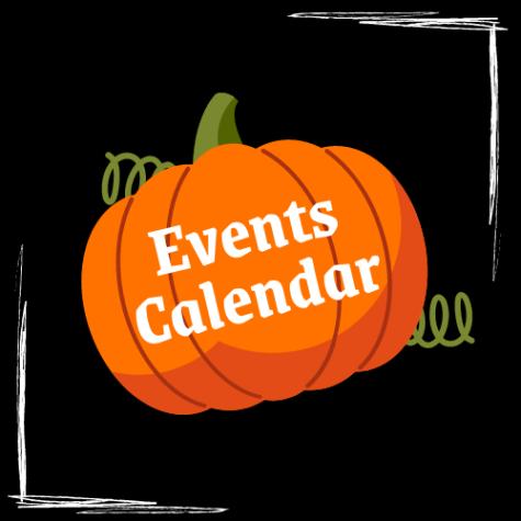 Halloween Events: October 20-31